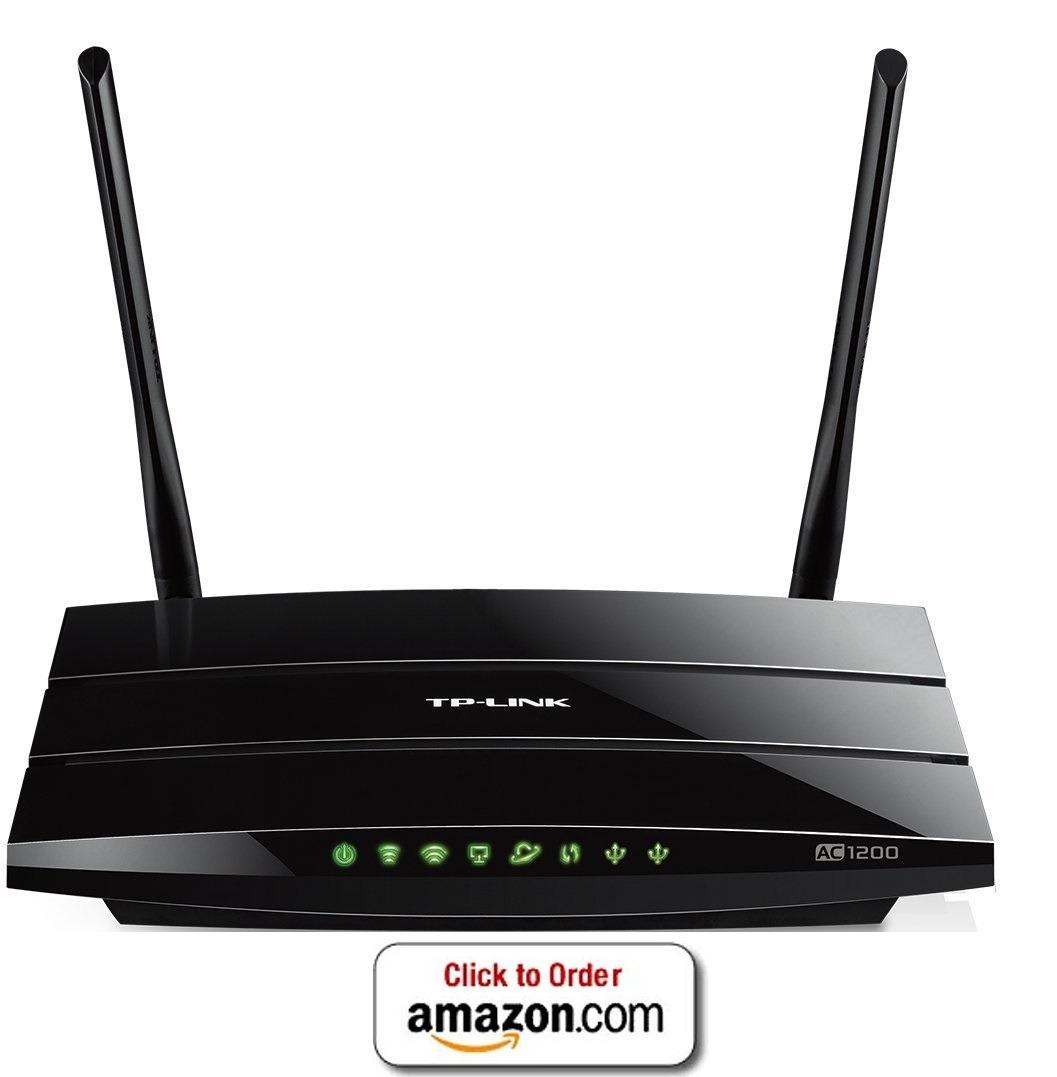 Wireless Dual Band Gigabit Router under $100