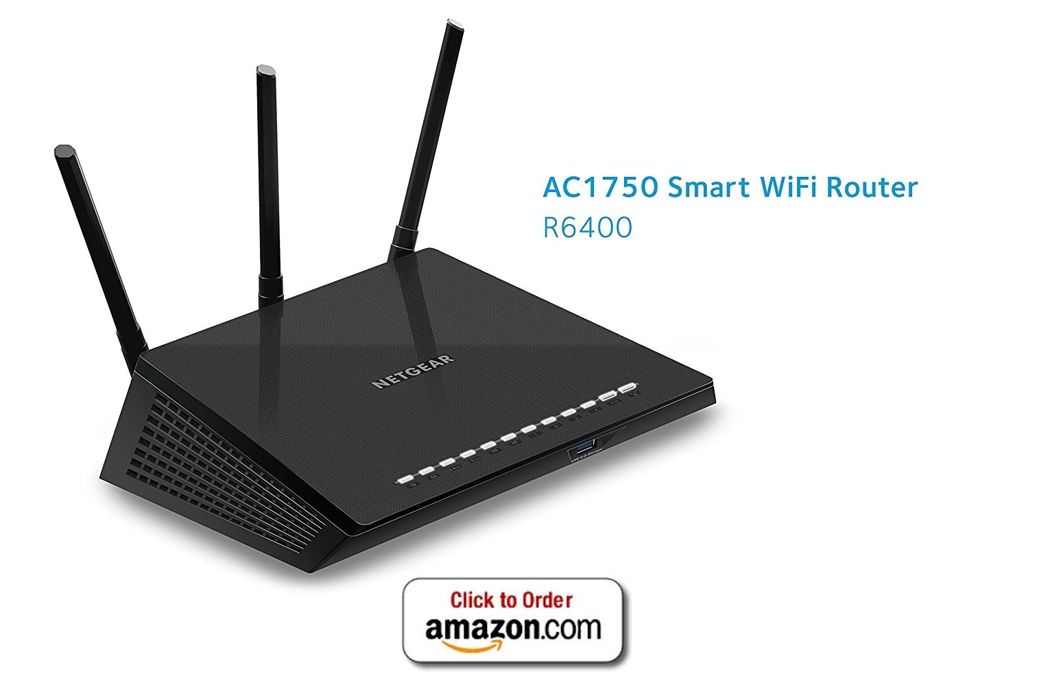 netgear smart wifi router with dual band under $100