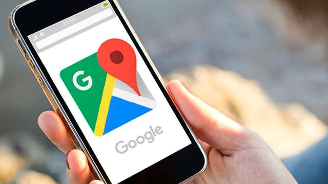 5 features of Google Maps
