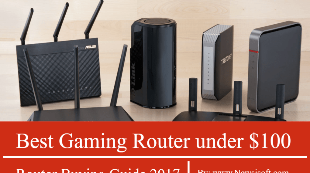 best gaming router under 100