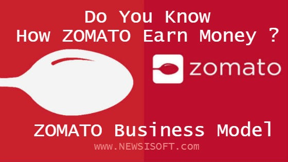 Zomato Business Model | What is The Zomato Business Revenue Model?