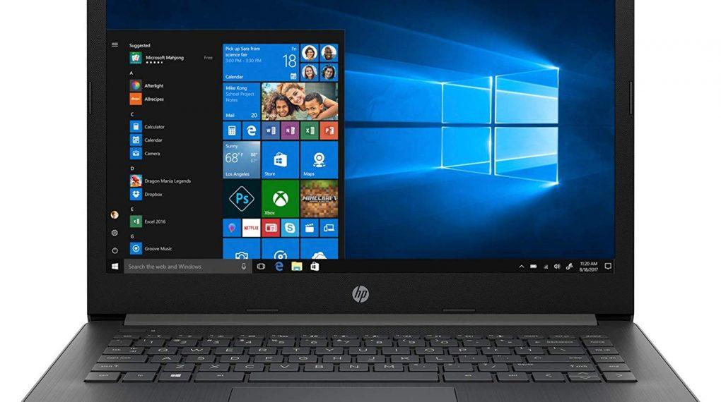 hp 14 core is 7 generation laptop