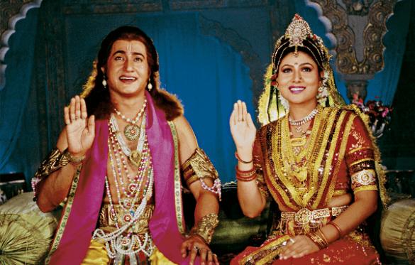 ramanand sagar krishna